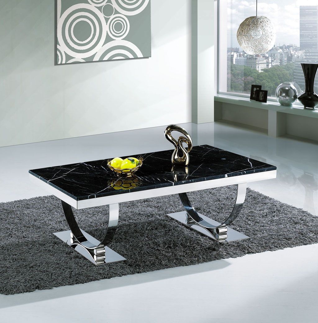 Zuo Marble Coffee Table